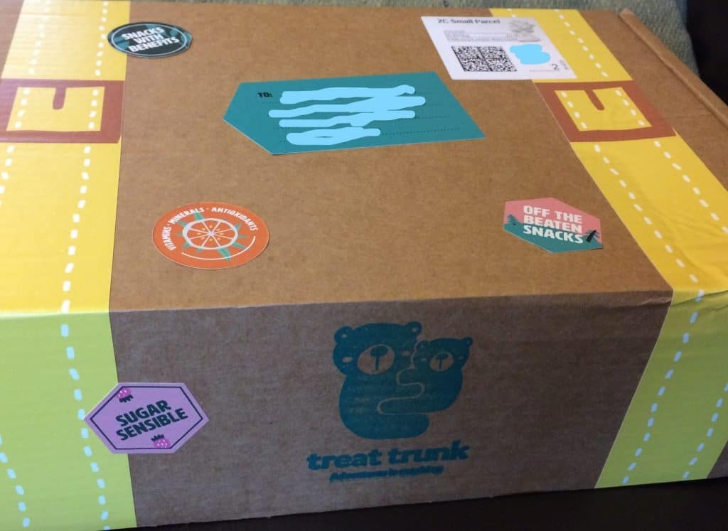 treat trunk healthy dairy free snack box