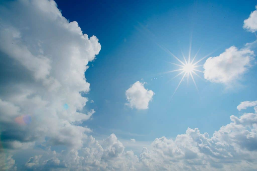 Vitamin D from sunshine helps with calcium absorption