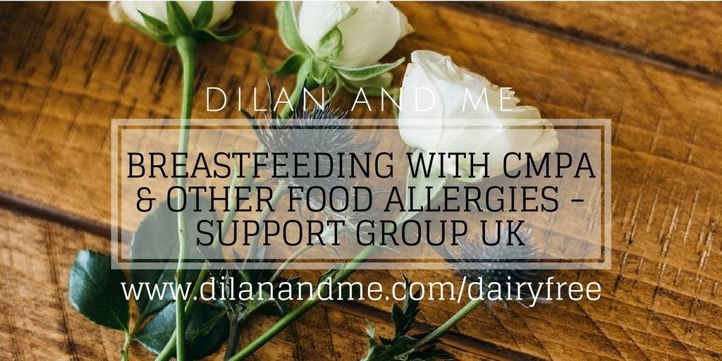 breastfeeding with cmpa support group