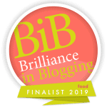 britmums brilliance in blogging food finalist 2019