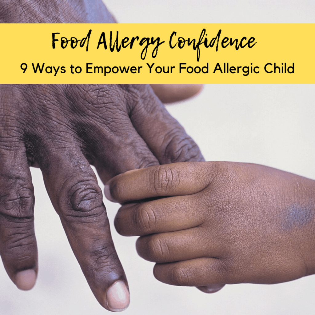 food allergy confidence