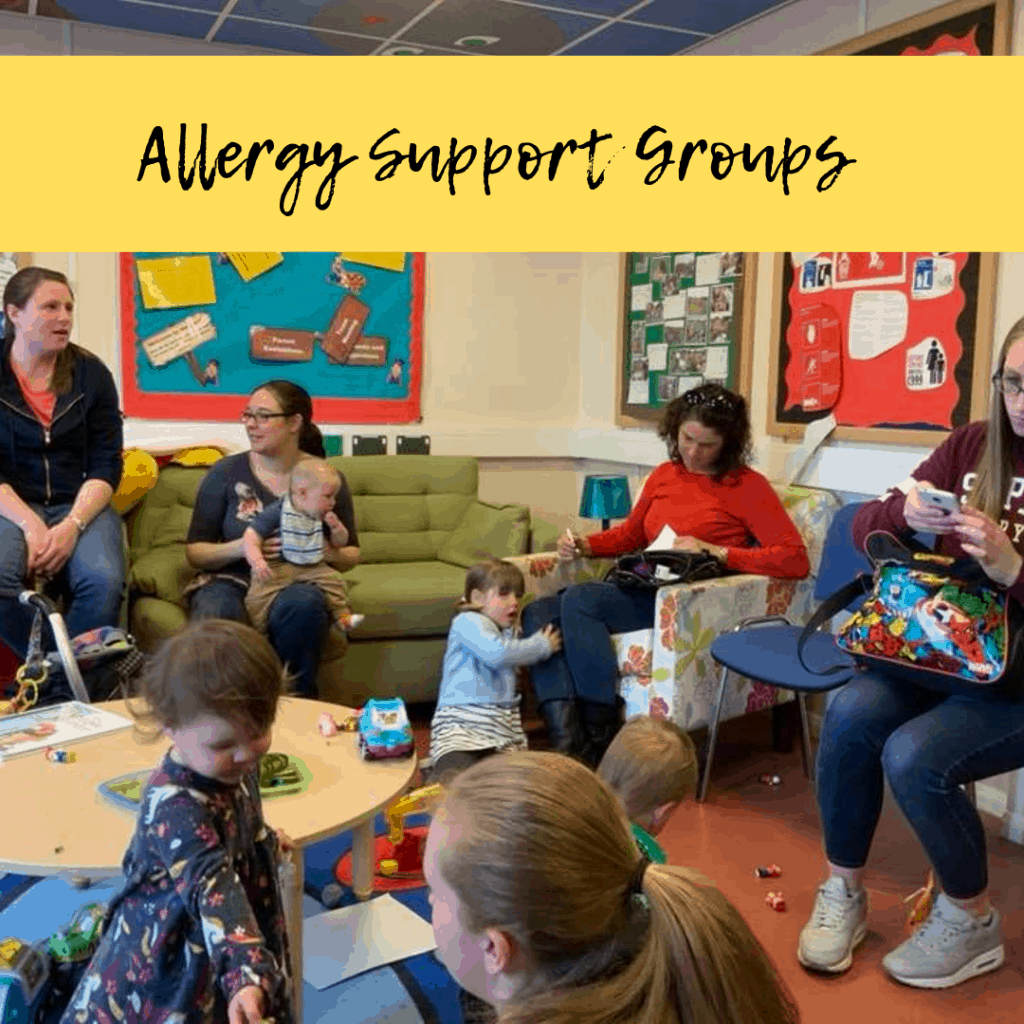 allergy support groups
