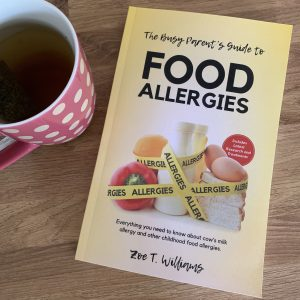 busy parents guide to food allergies