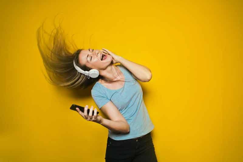Alt det gode ved musik