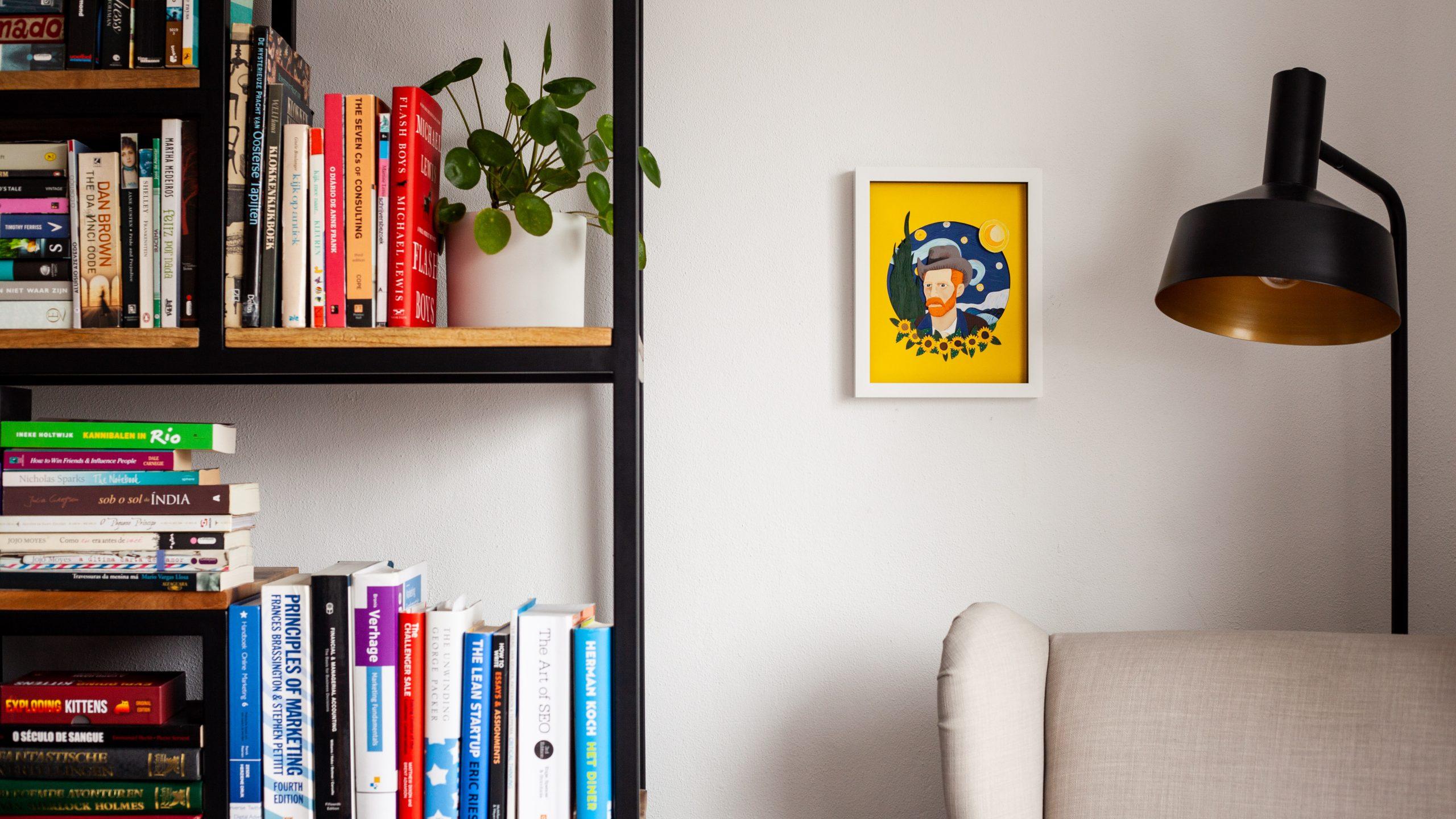 Vincent's mind decoration