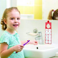 piktogrammer til tandbørstning