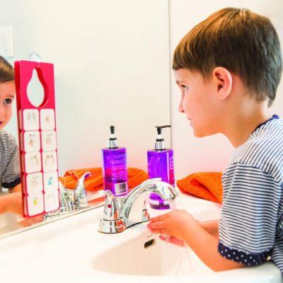 piktogram pakke håndvask