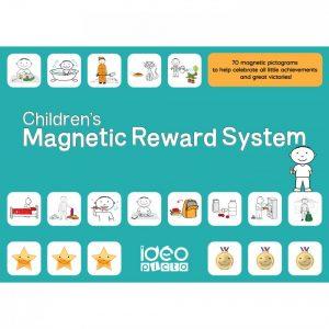 piktogram skema Belønningssystem