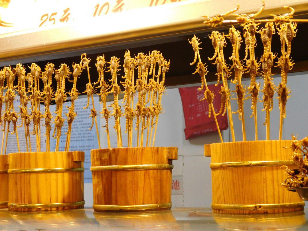 Food Markets Beijing
