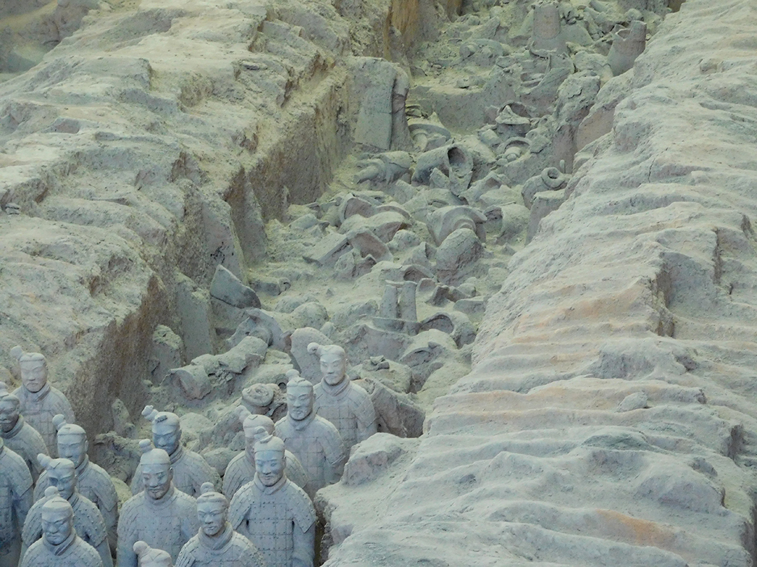 How to visit terracotta army DIY