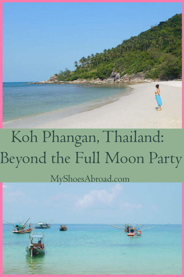 Koh Phangan island, does it worth a visit?