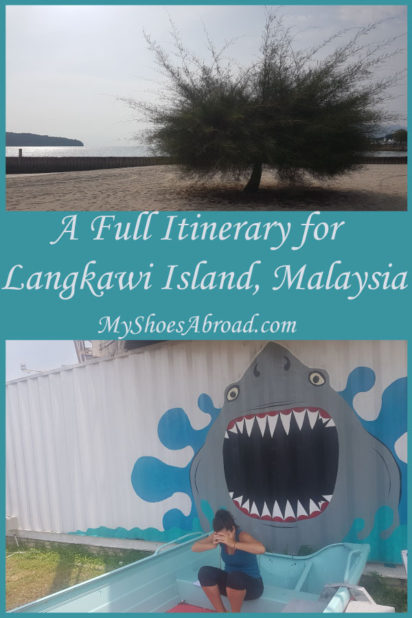 A full itinerary for Langkawi island in Malaysia