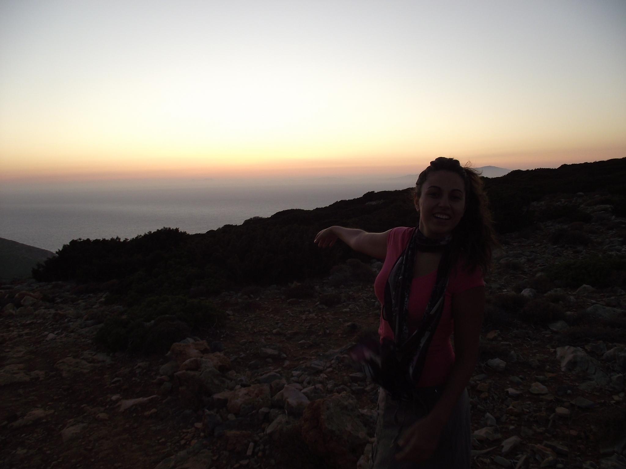 Irakleia cave greece