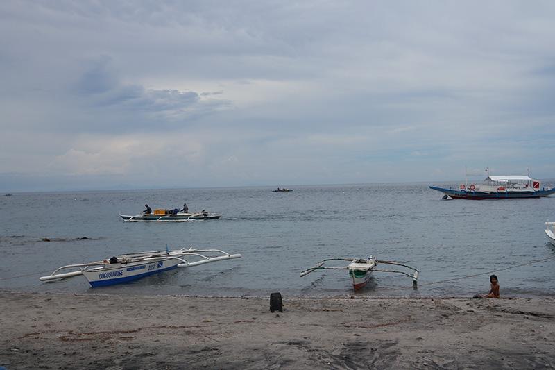 Dumaguete to Apo island