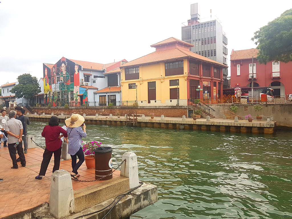 Melaka points of interest