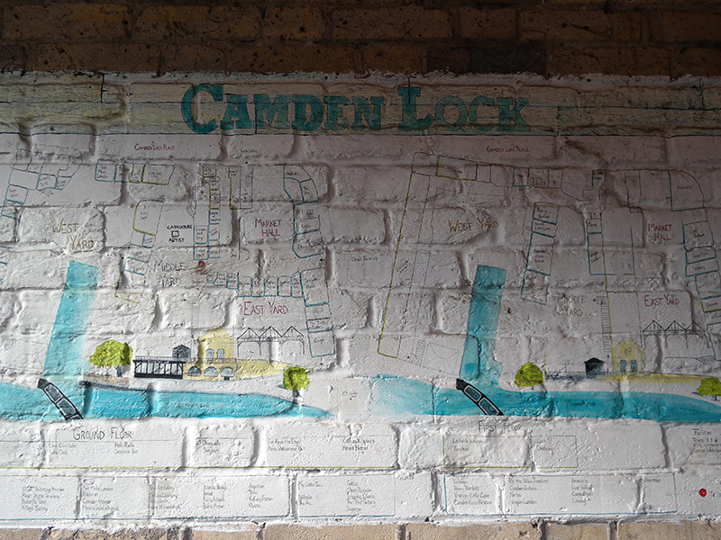 camden lock map