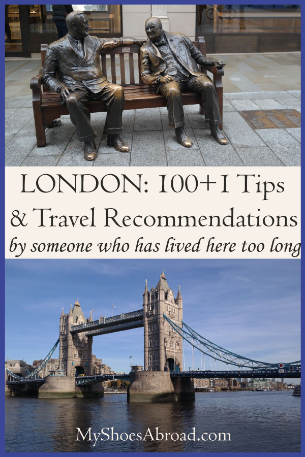 tips & things to do in London by an expat you has lived here for too long!