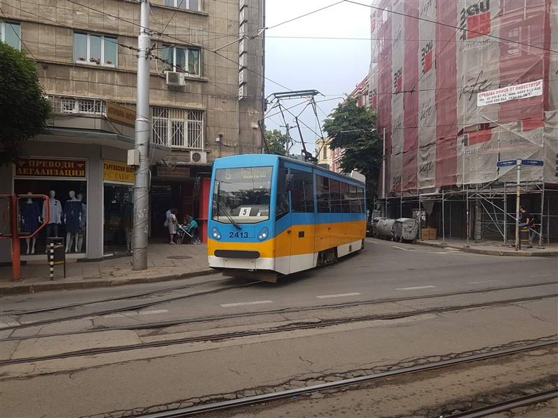 public transport Sofia