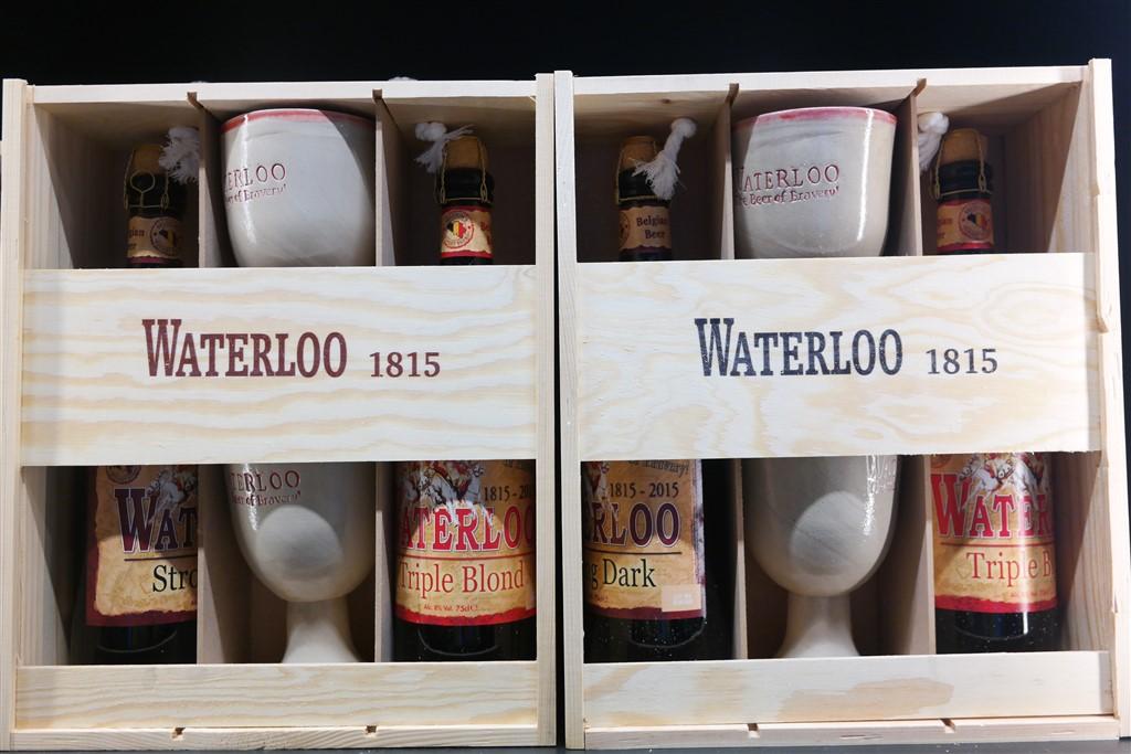belgium waterloo beers 1815
