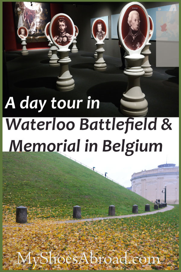 Waterloo Battlefield and Experience, what to expect