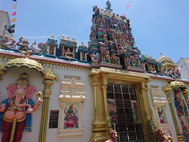 Sri Mahamariamman Temple Penang