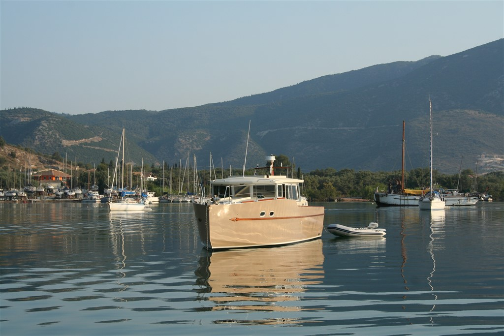 Ionion Pelagos in greece