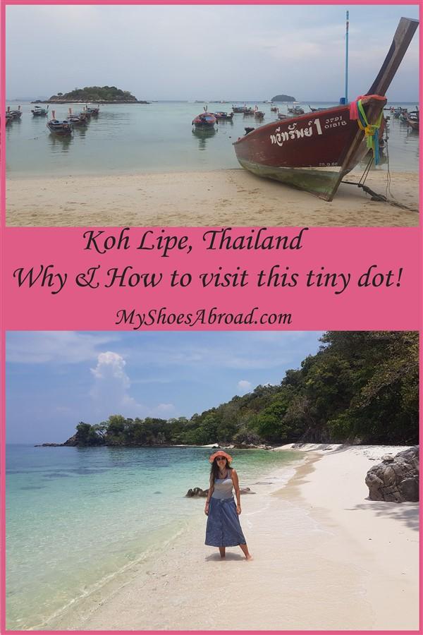 Koh_Lipe Thailand Beaches
