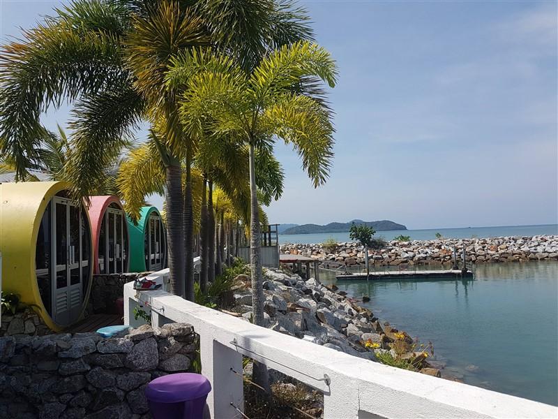 Langkawi hostel Malaysia