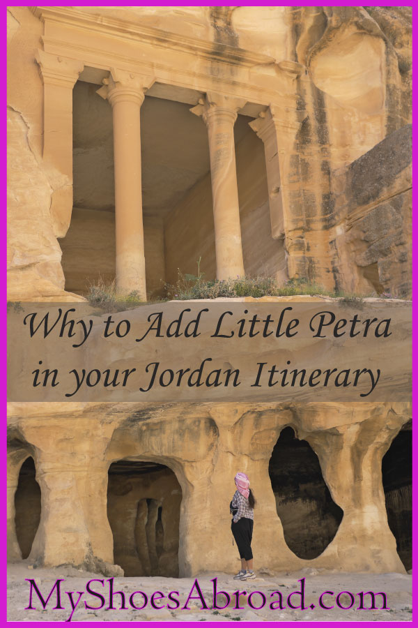 Why to add Little Petra in your Jordan Itinerary
