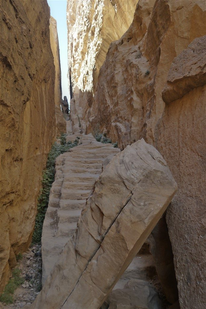 little petra road