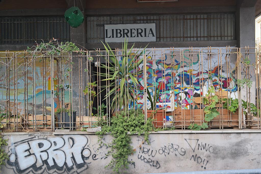 libreria Catania