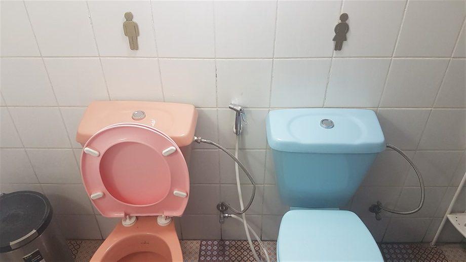 toilets Jordan