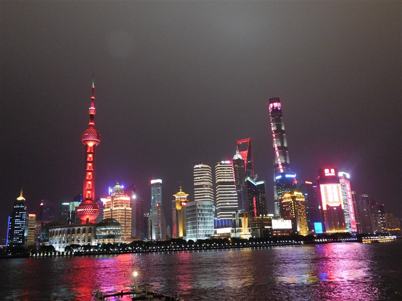 what to see Shanghai