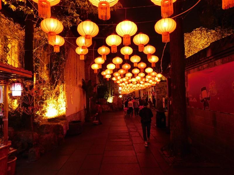 chinese new year chengdu