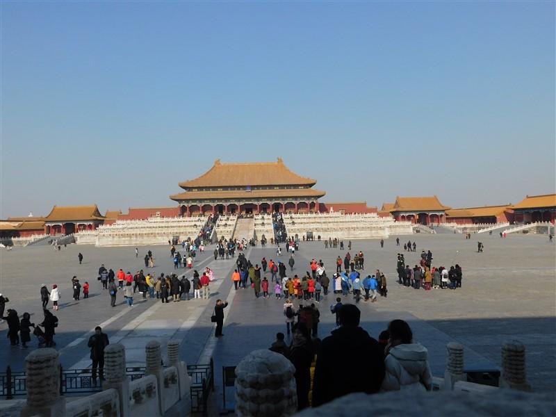 why to visit China