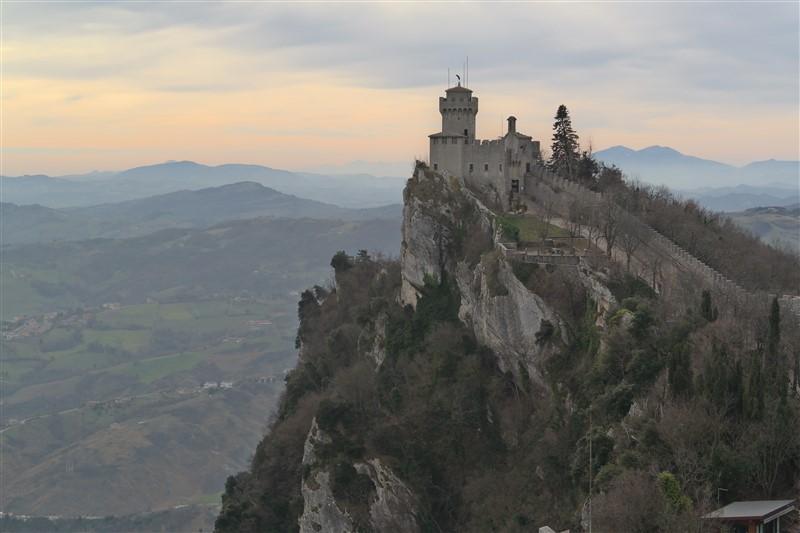 San Marino beautiful