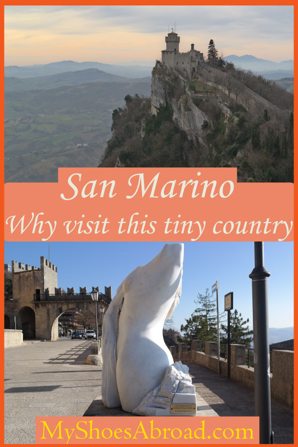 San Marino the 5th smallest country in the world