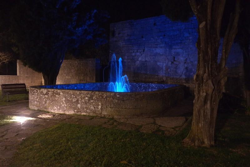 San Marino night