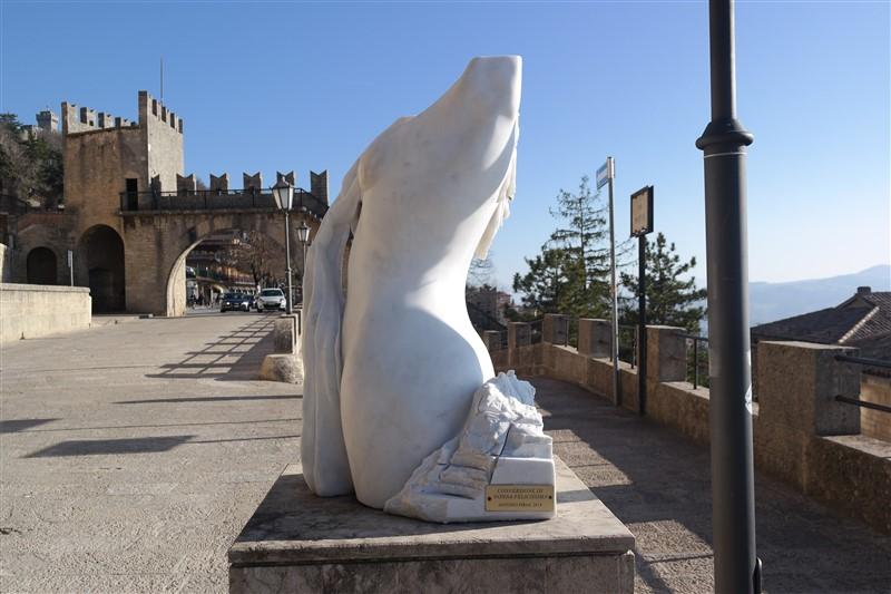 one day itinerary San Marino