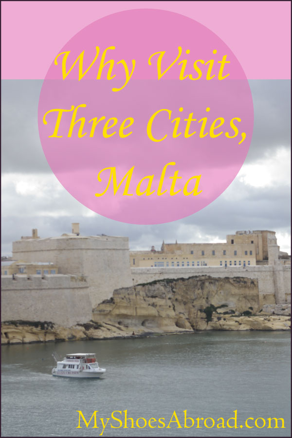 Why, How, What to Do in Three Cities in Malta