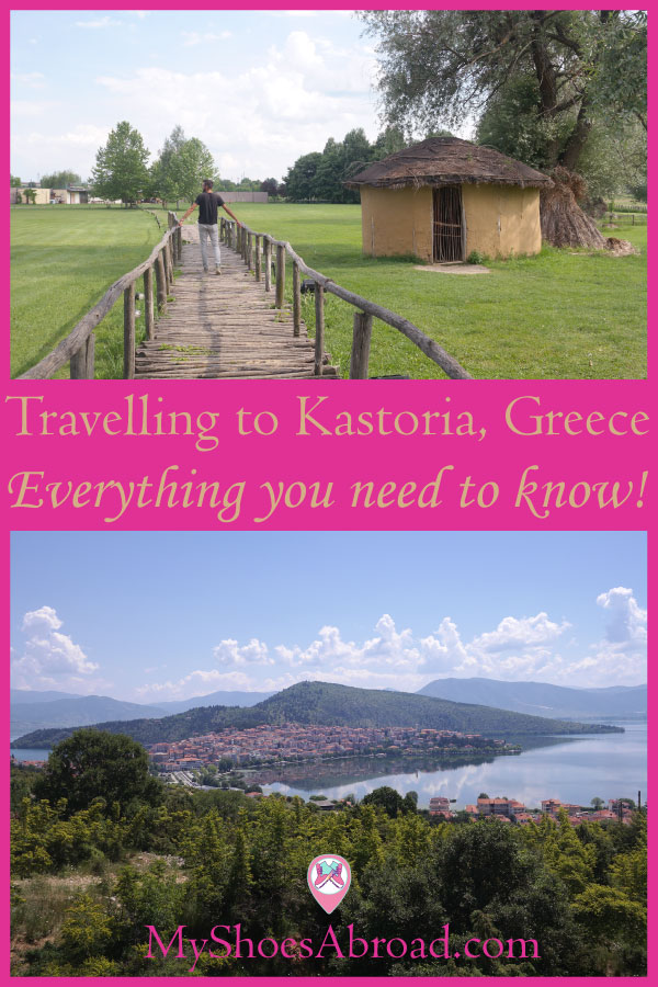 travelling to Kastoria