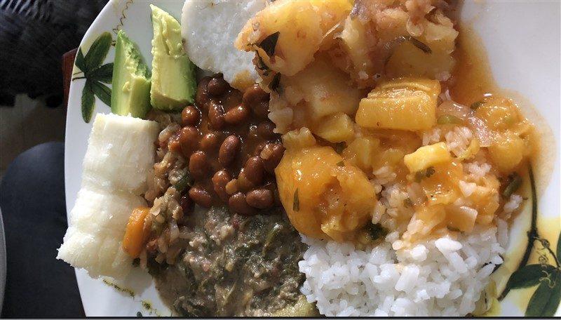 vegetarian food Rwanda