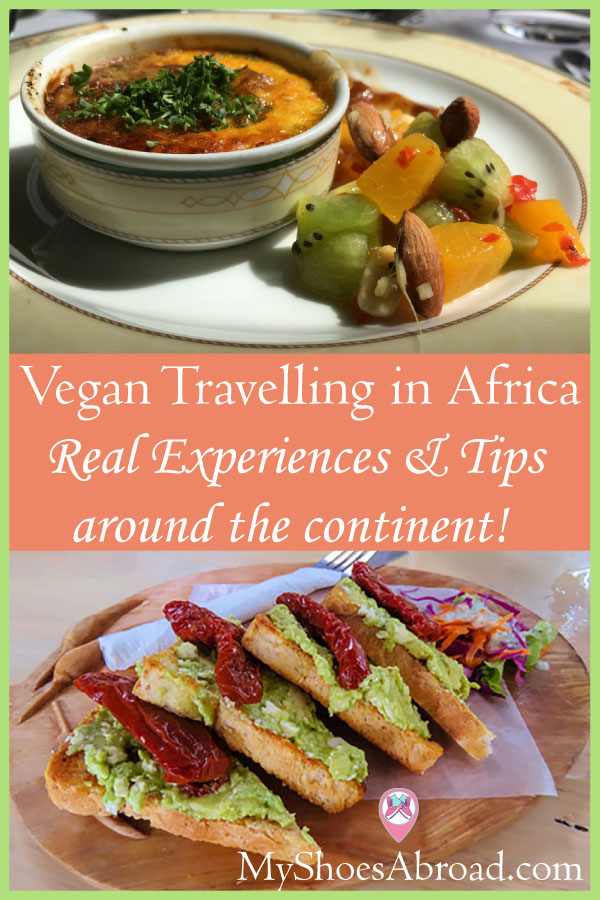 vegan tips for travelling around Africa