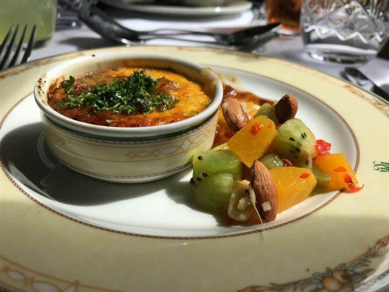 vegetarian food South Africa