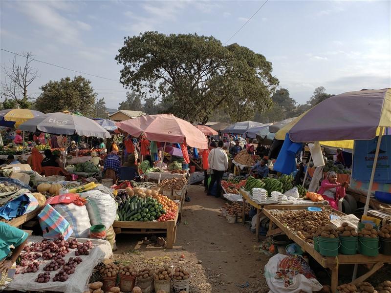 street markets tanzania
