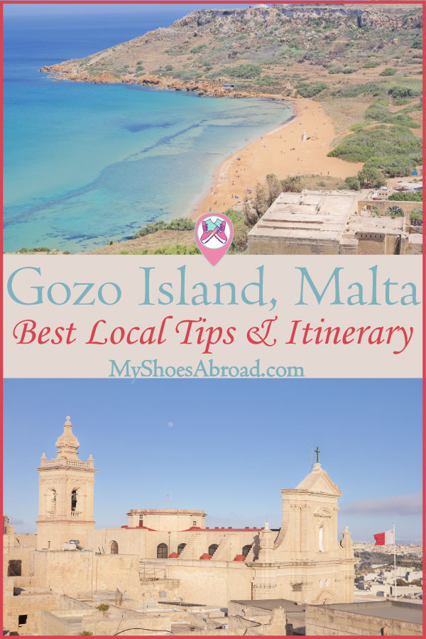 local guide for Gozo