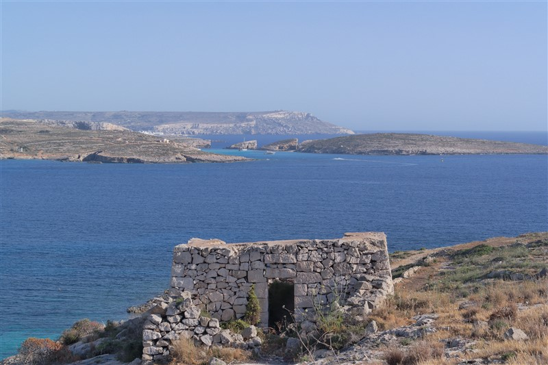 Gozo and Comino viewpoints