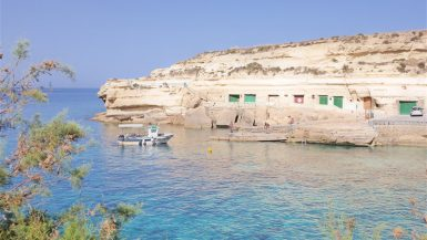 Gozo beaches