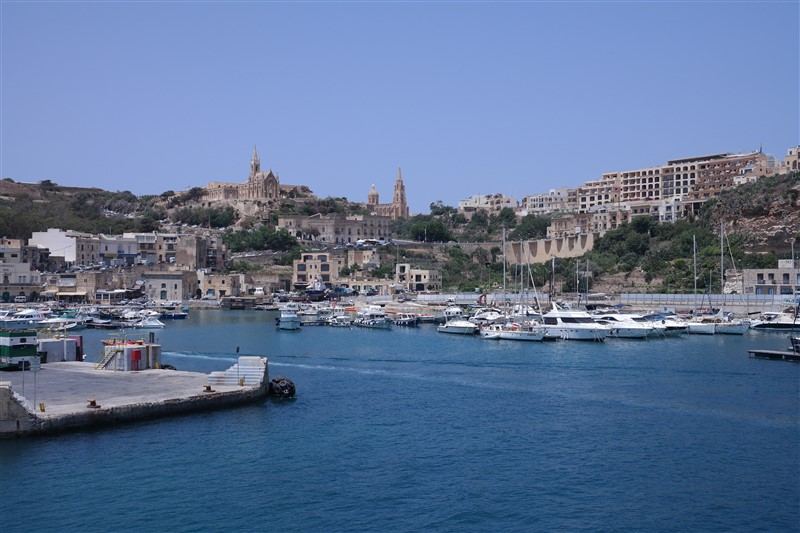 Mggar port Malta