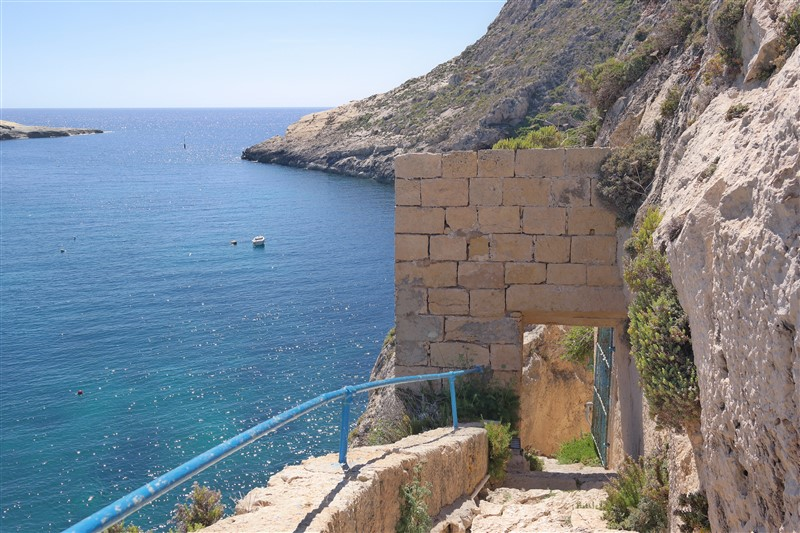 Xlendi viewpoint Gozo